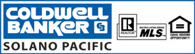 Coldwell Banker Solano Pacific Logo